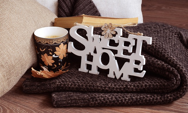 sladký domov