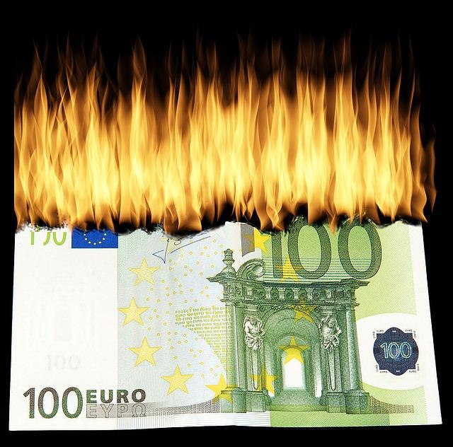 hořící stovka
