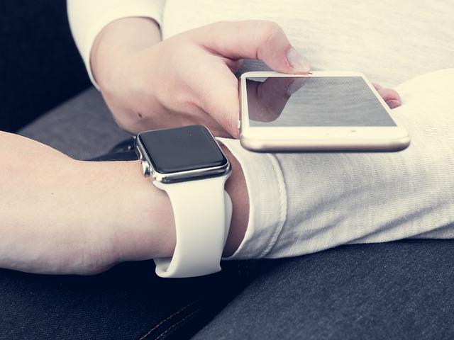 hodinky na mobil