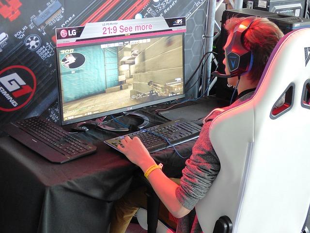 hráč Counter-Strike