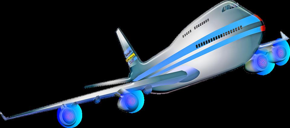 letadlo kreslené